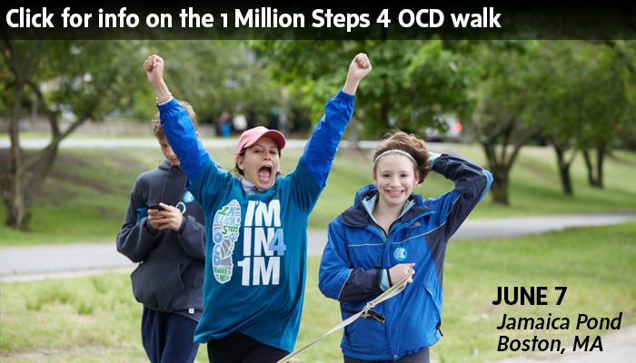 1 Million Steps 4 OCD - Boston
